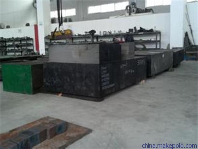 DC53模具钢的热处理过程