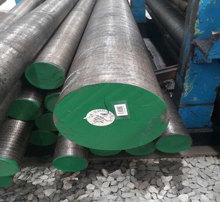 压铸模具钢材料硬度不均匀的原因
