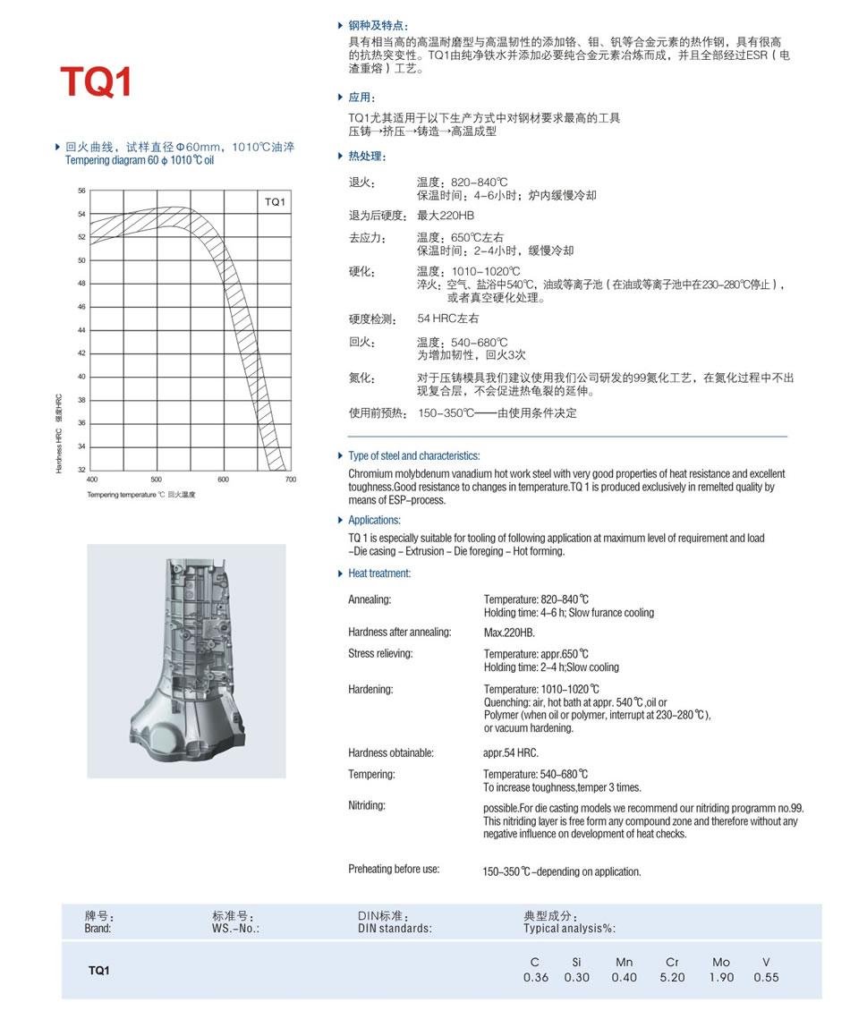 TQ1热作钢